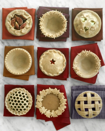 Pie decoration