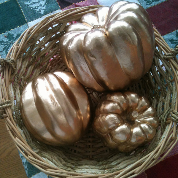 gold gourds