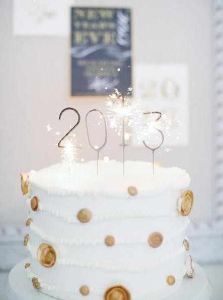 2013 cake