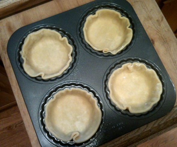 tiny pie
