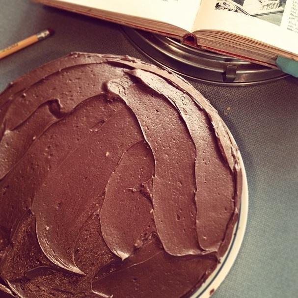 chocolatefrosting