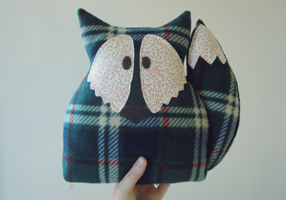 etsyplaidfox