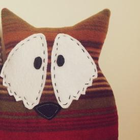 striped fox blog