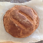 sourdough swedish limpa bread