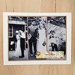 handmade wedding thank you cards