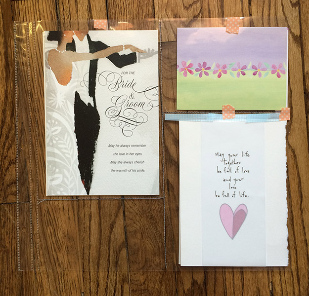 scrapbooking greeting cards